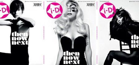 Copertina i-D Magazine: vade retro Gaga!