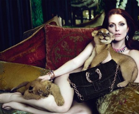 Is Julianne Moore too hot for Venice?