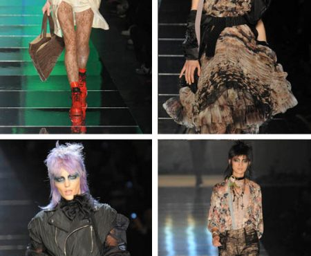 Paris fashion week autumn winter 2011: the cream of the crop