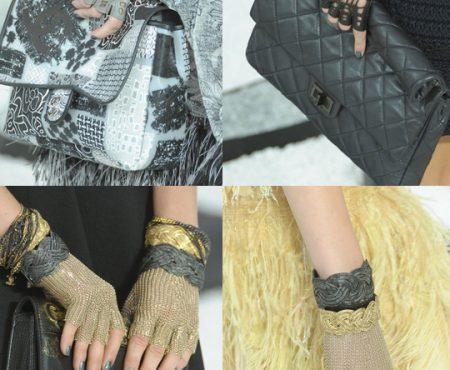 Chanel's summer gloves