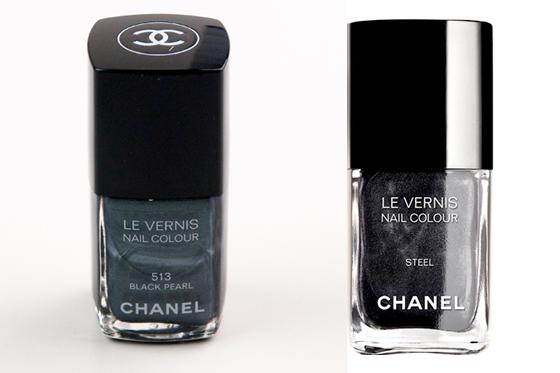 I miei smalti Chanel Le vernis
