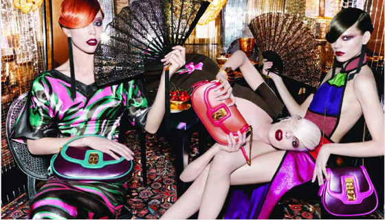 Louis Vuitton 2011: a great Adv for the S/S