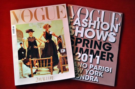 Il mio articolo su Vogue Italia!