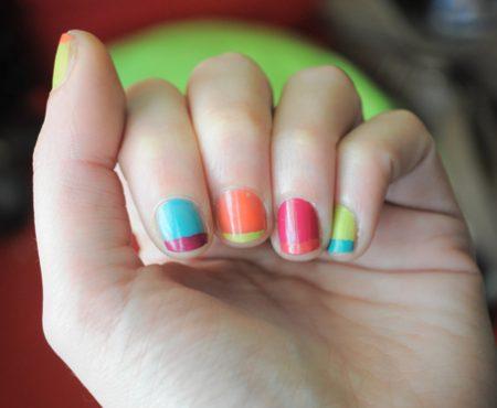 It's color time! Smalti fluo per l'estate