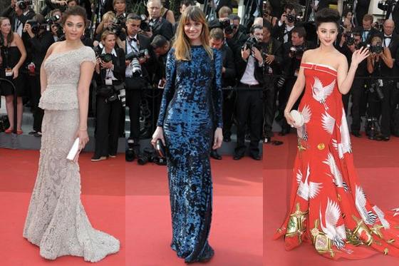 Cannes, giorno 1: i SI e i NI sul red carpet