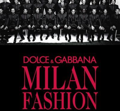 Dolce&Gabbana: Milan Fashion