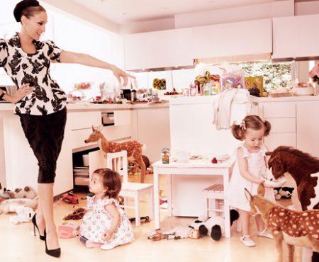 Sarah Jessica Parker for Vogue US August 11
