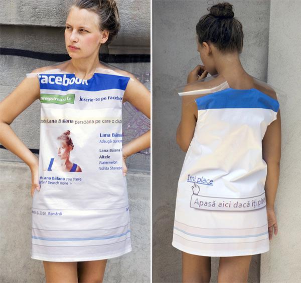 "Facebook dress: lo chiamavano ""vestito"" (!?)"