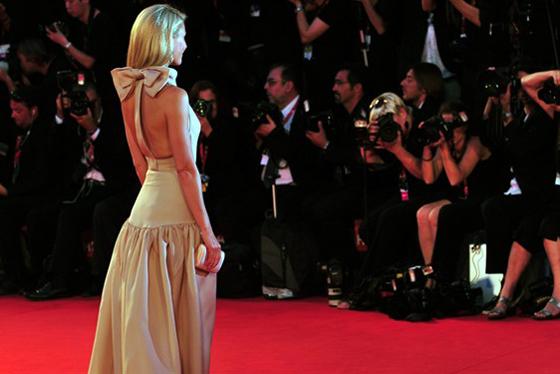 68° Festival di Venezia – I look da red carpet sul podio