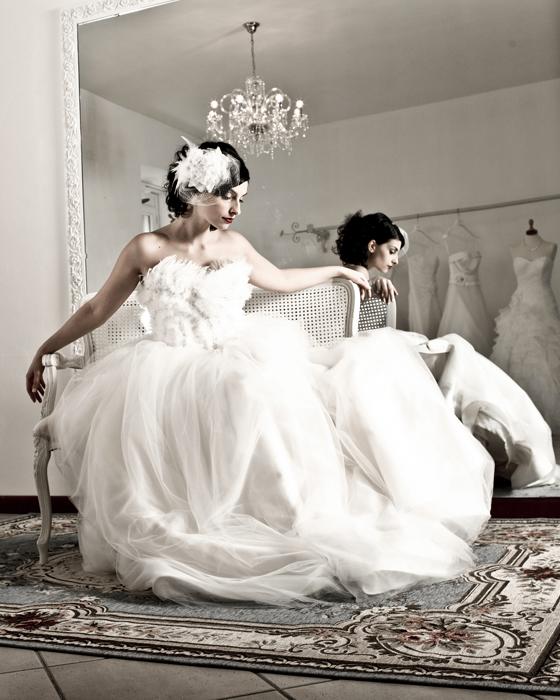 St. Claire: l'atelier di abiti da sposa della stilista Francesca Salvatorelli
