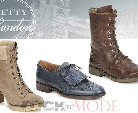 scarpe Betty London: promosse a pieni voti!