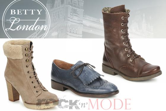 scarpe Betty London: promosse a pieni voti!