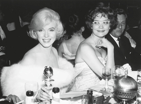 A proposito dei Golden Globes: Marilyn Monroe 50 anni fa
