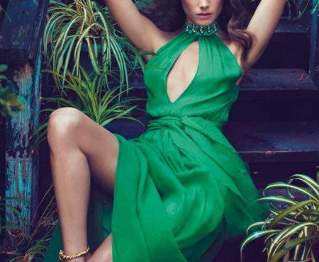 Blugirl campagna pubblicitaria spring-summer 2012