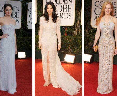 Golden Globe Awards 2012: dalle peggiori mise alla regina indiscussa
