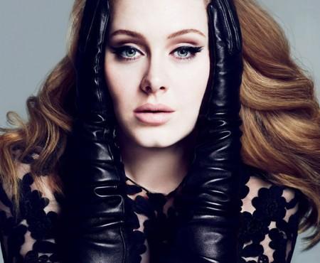 One and only: una meravigliosa Adele su Vogue Us di marzo