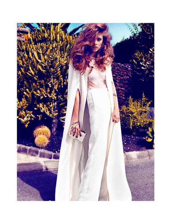 Vogue Spain Brides: l'editoriale firmato dal duo Hunter & Gatti