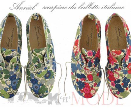 Le scarpe Anniel Soft: i nuovi modelli ispirati al trend tropical