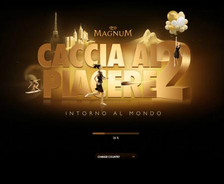 Magnum presenta: Caccia al piacere 2!