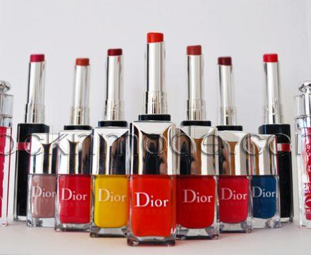 REVIEW – Le nuove collezioni Dior Vernis e Dior Vernis Gloss provate per voi in anteprima