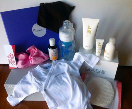 Nonabox: il servizio mensile dedicato a neomamme e donne in dolce attesa