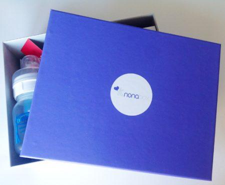 Nonabox: arriva in Italia la nuova box per le future mamme