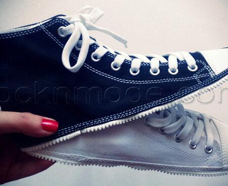 Arrivano in Italia le ZipZ shoes: le sneakers intercambiabili