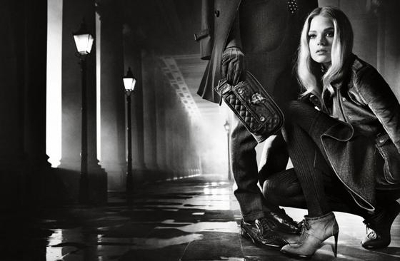 Burberry: la campagna pubblicitaria A/I 2012-13 e un nuovo modo di fare shopping on-line