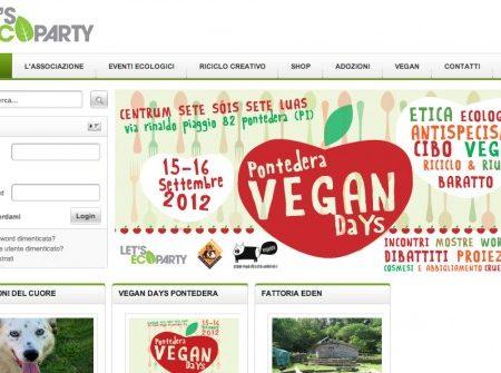 Lo shopping verde che finanzia eventi eco sostenibili