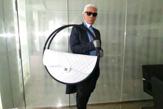 Chanel e l'accessorio più improbabile della primavera 2013
