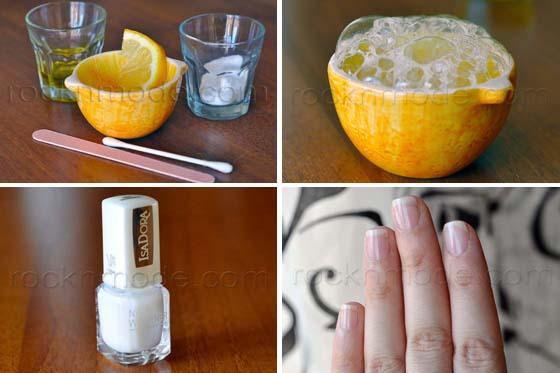 DIY – Il metodo più efficace per sbiancare le unghie