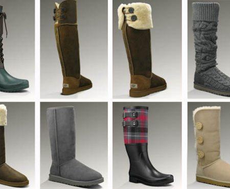 Stivali UGG: collezione autunno-inverno 2012/13