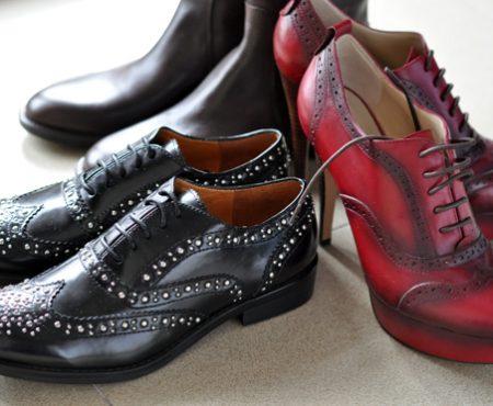 New shoes – Cinti: collezione autunno-inverno 2012/13