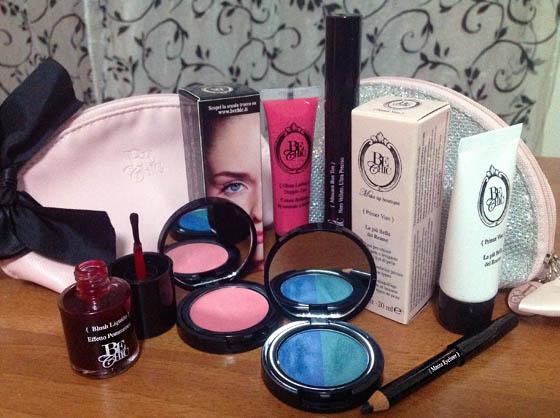 REVIEW – BeChic collection 2012: il mio make-up per una serata speciale