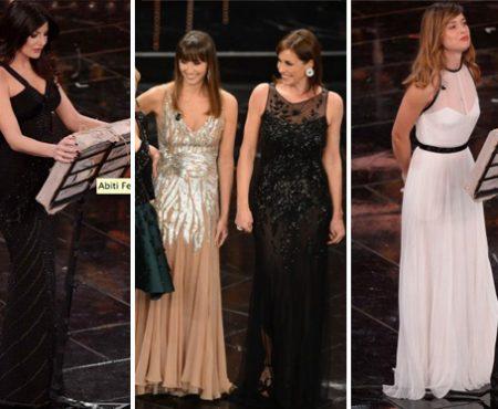 Festival di Sanremo: cronaca semiseria dei look della prima serata