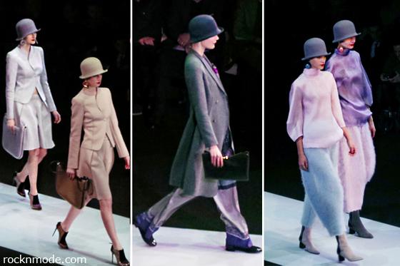 Armani, Pucci e Ferragamo: la mia fashion week