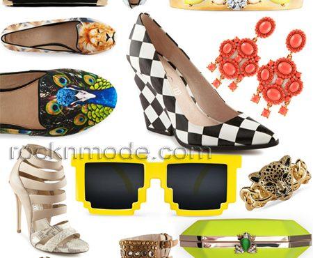 Aldo Shoes: i pezzi chiave della summer collection 2013