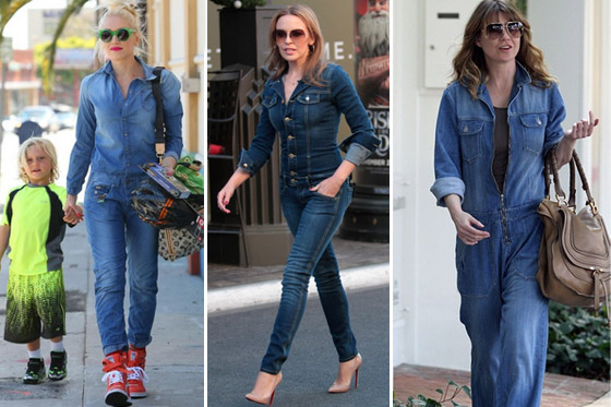 Salopette di jeans – Shopping selection
