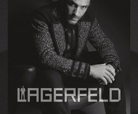 Lagerfeld Ad Campaing: il testimonial è il bodyguard di Karl