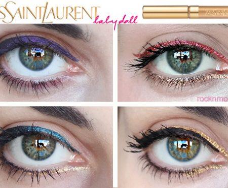 Make-Up – Yves Saint Laurent: i coloratissimi Eyeliner Babydoll