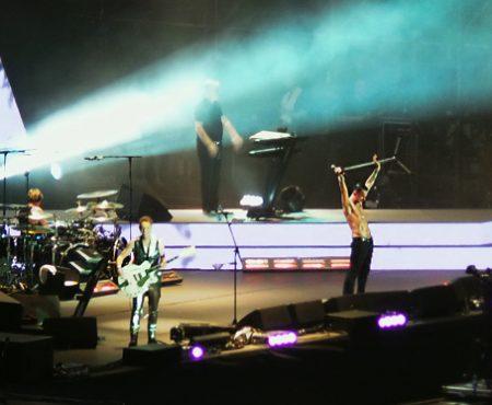 Concerto Depeche Mode – Delta Machine Tour 2013