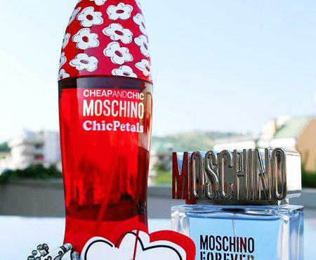 Profumi Moschino: le fragranze estive per lui e per lei