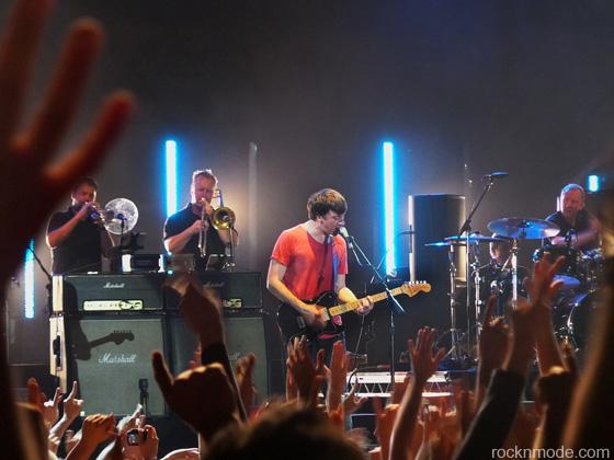 Concerto Blur – Rock in Roma 2013