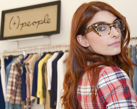 (+)People Jeans: incontro in showroom