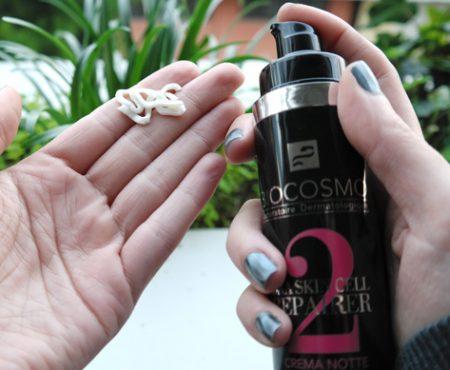 Review – Crema viso Biocosmo al siero di vipera