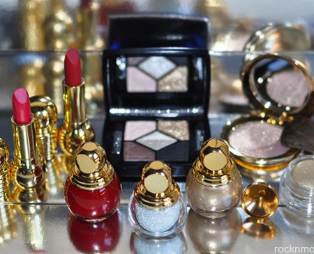 Dior make-up – Golden Winter Christmas Collection