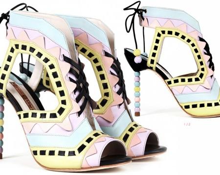 Sophia Webster: l'astro nascente dello shoe design