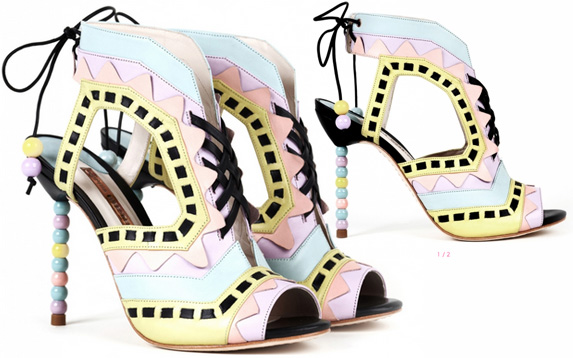 Sophia Webster: l'astro nascente dello shoe design
