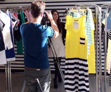 """La mia video intervista per """"Evernote in fashion"""""""