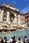 Fontana di Trevi, Roma, travels, viaggio Roma, visitare Roma